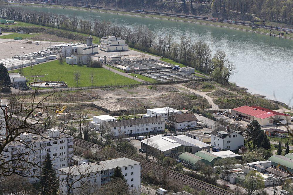 Blick auf den Perimeter 1 der Kesslergrube Ende April 2015 (Aufnahmedatum: April 2015), Quelle: Pressefoto Roche